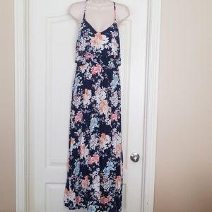Lauren Conrad Floral Print Dress